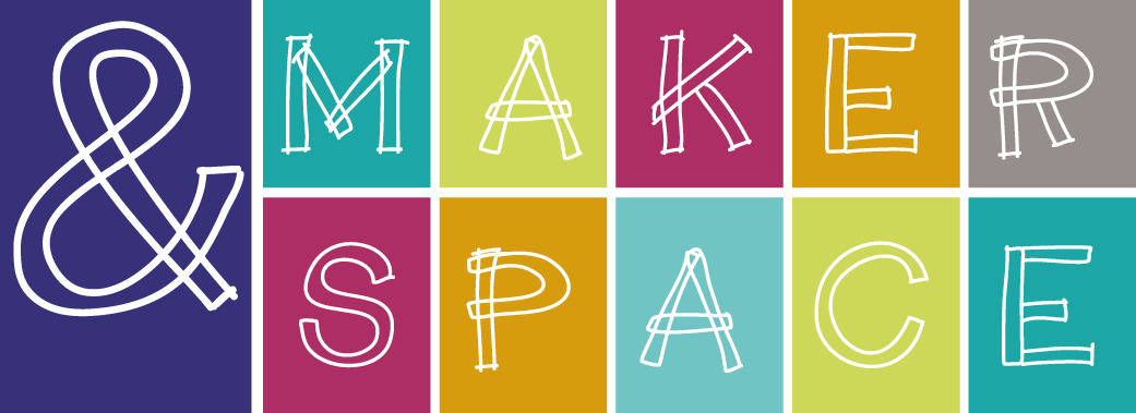 Ampersand Makerspace Logo